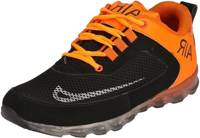 Branded men's air+ sports casual shoes