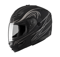 SOL SM1 DERK (LARGE) - FLIP UP HELMET