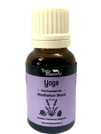 Yoga Blend – Meditation 15ml