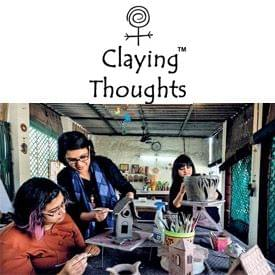 Claying Thoughts Pottery Studio