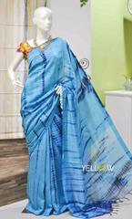 SILK LINEN COTTON SAREE  #2