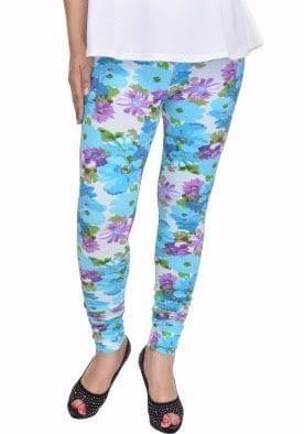 FLORAL LEGGINGS !