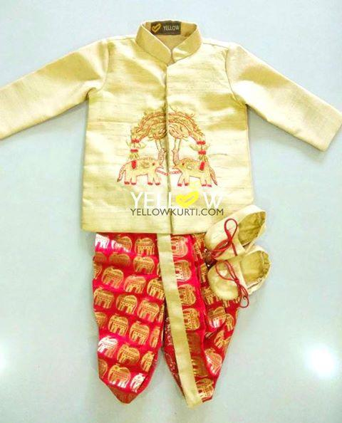 PARTY WEAR DHOTI FOR BOYS
