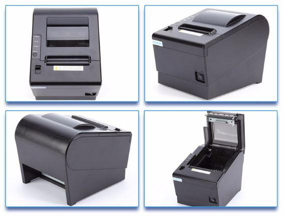 80 POS Driver Thermal Receipt Printers with Bluetooth for Online