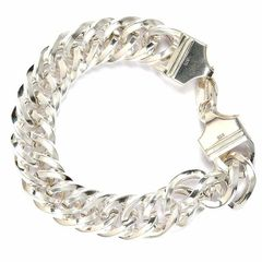 Velvetcase LeCalla Men's Hollow Classy Links Light Weight Bracelet