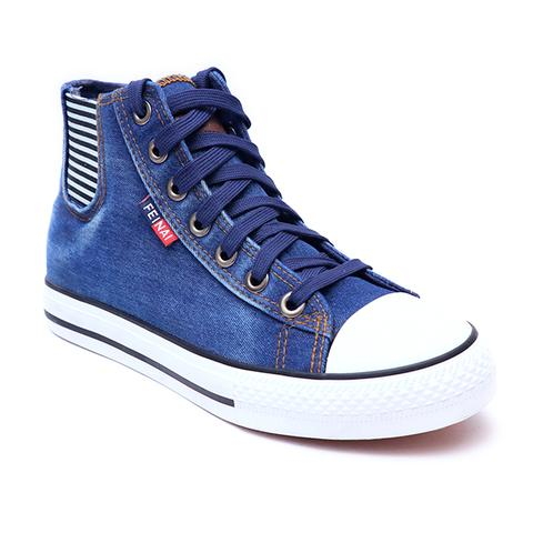 MR.SHOES MEN'S CANVAS CASUAL SHOES