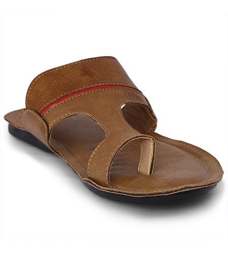 92820-Leefox Synthetic Leather Chappal