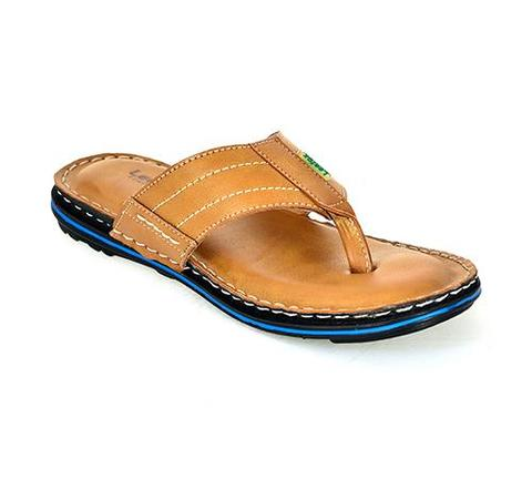 92629-Leefox Synthetic Leather Chappal