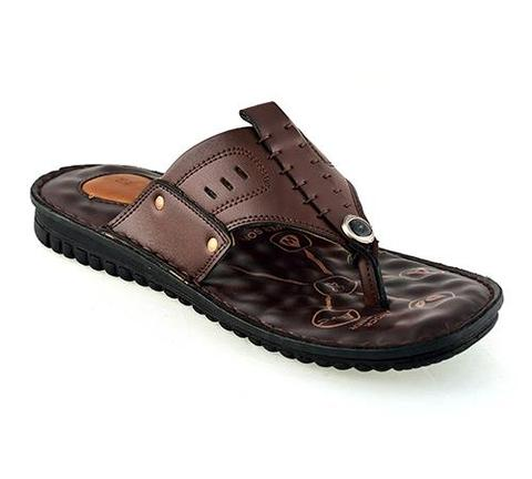 92633-Leefox Synthetic Leather Chappal