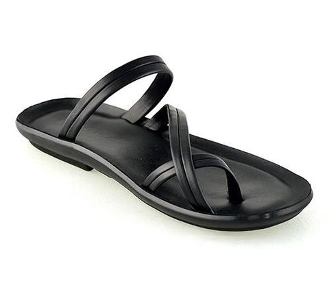 92670-Leefox Synthetic Leather Chappal