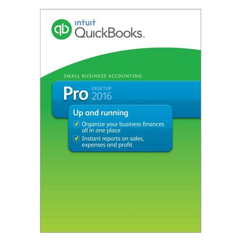 QuickBooks Pro 2016 – Additional User [Requires existing license]