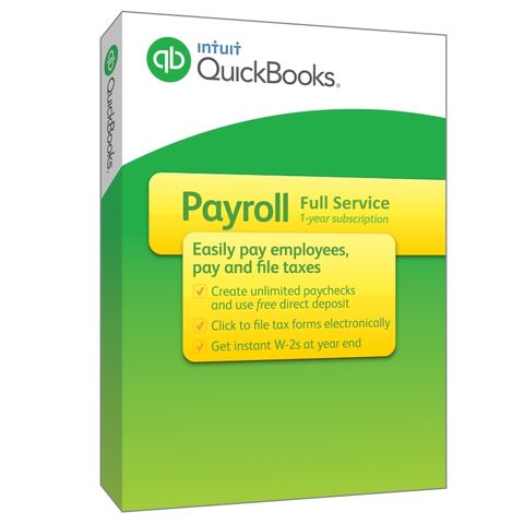 Intuit Full Service Payroll [ Monthly ]