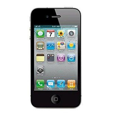 Apple iphone 4 16 GB Black