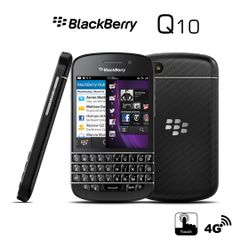 Blackberry Q10 Black mobile phone