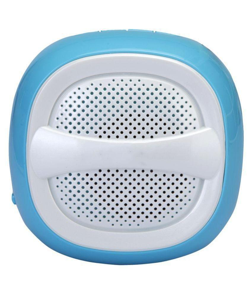 BT-5000 Portable Bluetooth Speaker - Blue