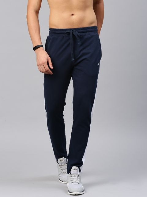 Navy Blue Active Track Pants