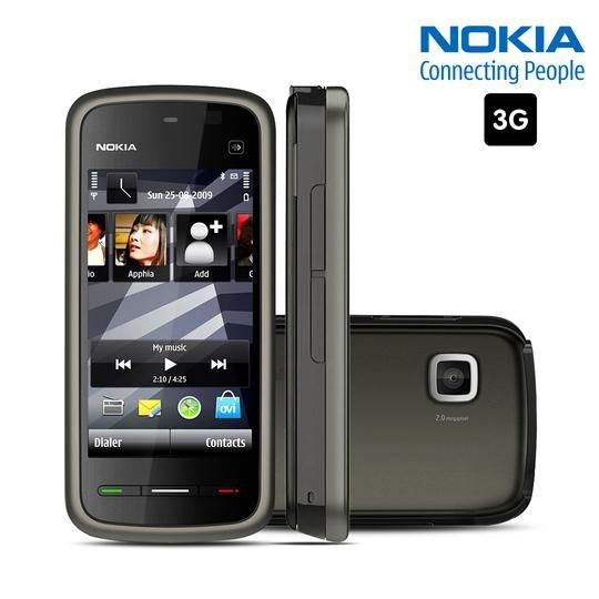 NOKIA 5233 TOUCH MOBILE PHONE
