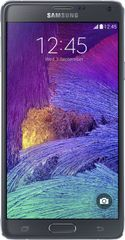 Samsung Note 4 Black 32GB