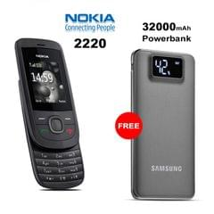 Buy Nokia 2220 Mobile Phone With Free Samsung Bluetooth