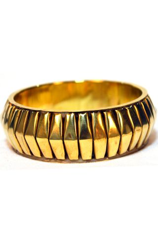 MIDI BR GOLDEN BANGLE