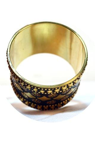 BROAD GYPSY BOHO BANGLE