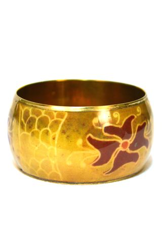 MIDI DESERT BLOOM BANGLE