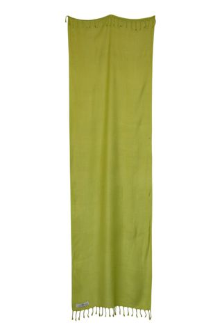 STOLE VISCOSE OLIVE GREEN