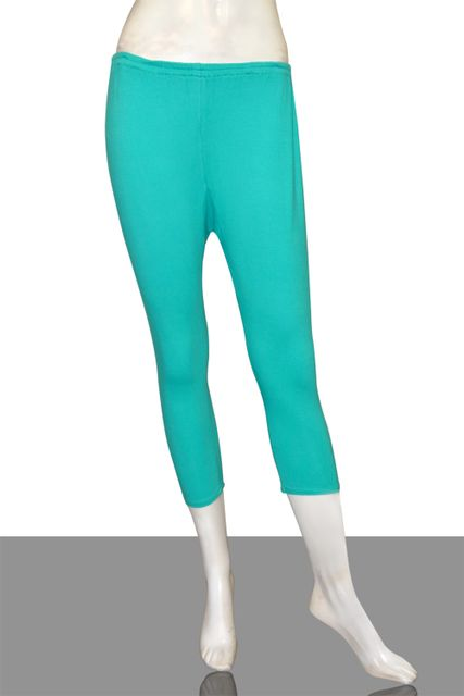 TIGHTS SHORT TURQUOISE BLUE