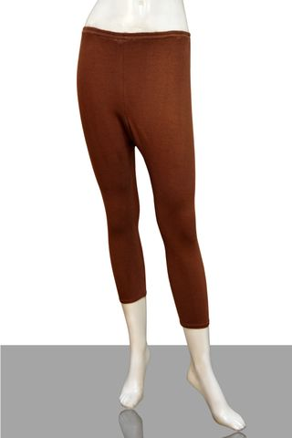 TIGHTS SHORT BROWN