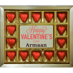 Valentine Gift - Customized Special Gift Large