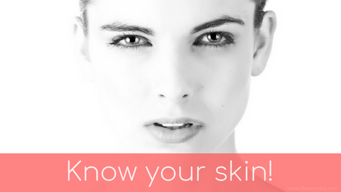 Know what is your skin type and what product you should use?