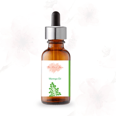 Moringa Oil (Cold Pressed)
