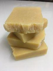 Papaya & Rose Cold Processed Soap