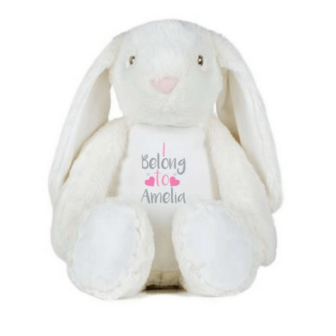 Personalised Bunny
