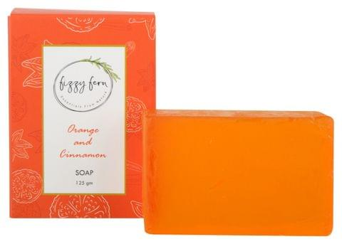 Orange & Cinnamon Soap