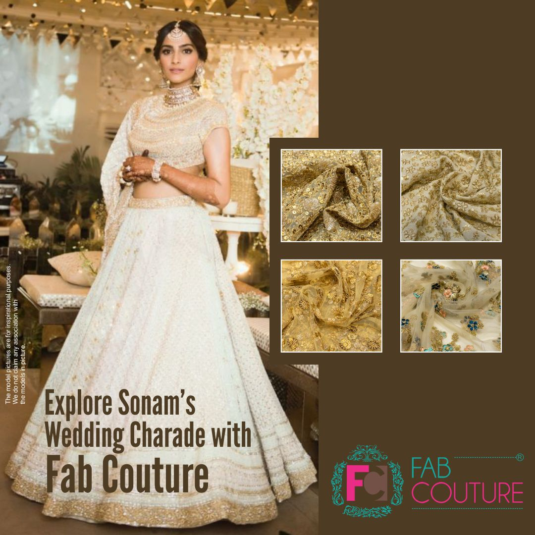 Sonam's Wedding Charade with FabCouture