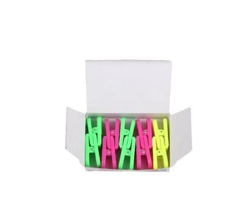 Omega Paper Clips Plastic Large No.3- Round(1779)