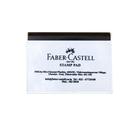Faber Castell Black Stamp Pad -Small