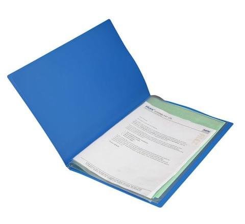 Solo Display File (10 Pockets, A4 Size, Top Loading)