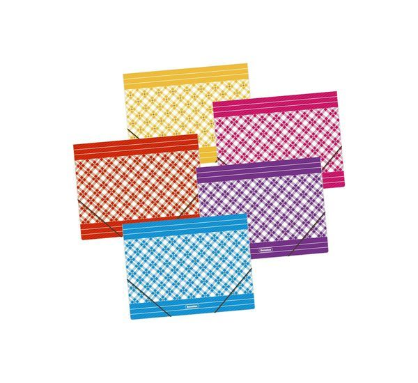 Benelux Button Bags, Document Folder, FC Size, Pack Of 10