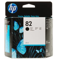 Hp 82 Black Ink Catridge (CH565A)