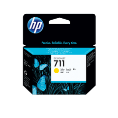 Hp 711 29ml Yellow Ink Catridge (CZ132A)