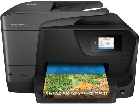 HP 8710  Officejet Pro All-in-One Printer