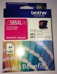 Brother LC585XLM Magenta Ink Cartridge