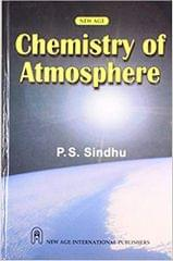 Chemistry of Atmosphere