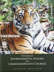 Text Book Of Environmental Studies--2Nd Ed