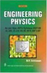 Engineering Physics (As per New JNTU Syllabus 200708)