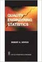 Quality Engineering Statistics