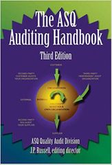 The ASQ Auditing Handbook