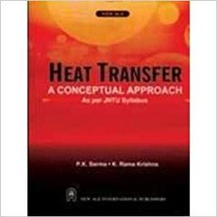 Heat Transfer  A Conceptual Approach